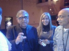 Deepak Chopra, Liliana Lorna and...