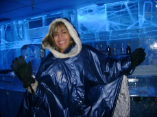 Lorna at Ice Bar2